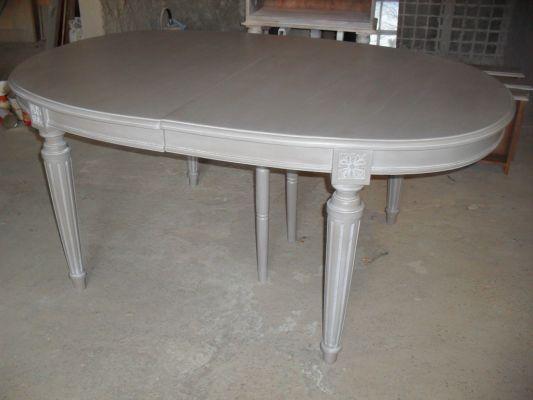 D coration avec peinture sur meuble sur aix en provence for Peindre un meuble en blanc ceruse