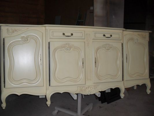 Relooking de meubles patin s anciens avec l 39 b niste for Relooking de meubles anciens