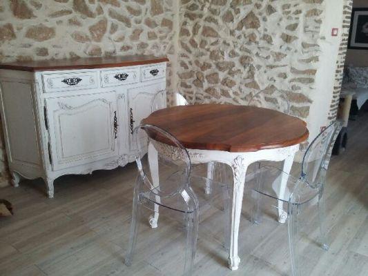 meubles proven aux relook s patin s l 39 ancienne aux pennes mirabeau finition patine et. Black Bedroom Furniture Sets. Home Design Ideas