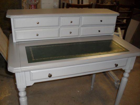 Peinture et patine pour relooking de meubles marseille - Secretaire meuble ancien ...